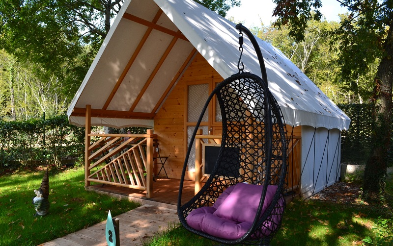 Glamping i drvene kućice