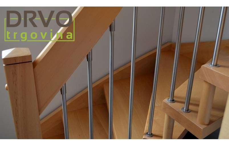 Drvena gazišta za stepenice – kako postići najbolji efekt?