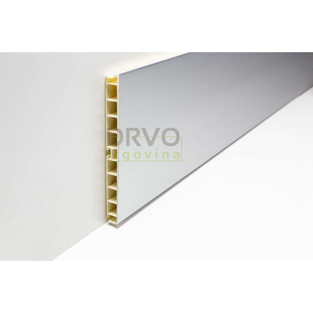 PVC SOKL150mm ALU-MAT 4m 103324706