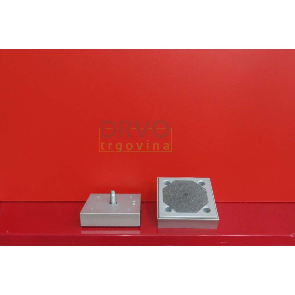 NOGA PVC KROM MAT 75/75/20 103334260