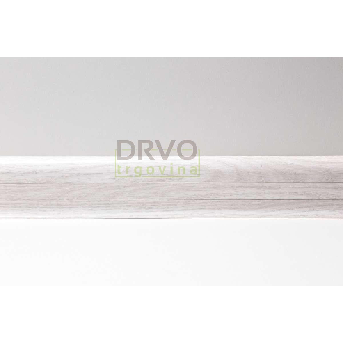 PVC LETVICA ZA LAMINAT P163 HRAST ASPEN 40128 2,5m