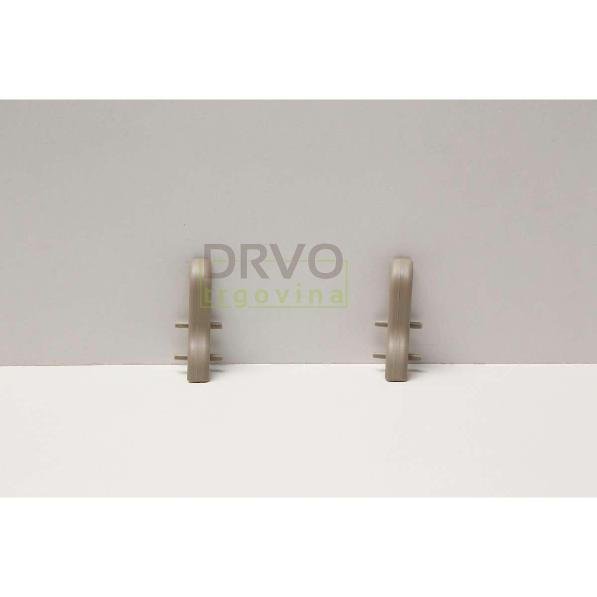 PVC SPOJ ZA LETVICE FOEI SIVI STFA104 712081