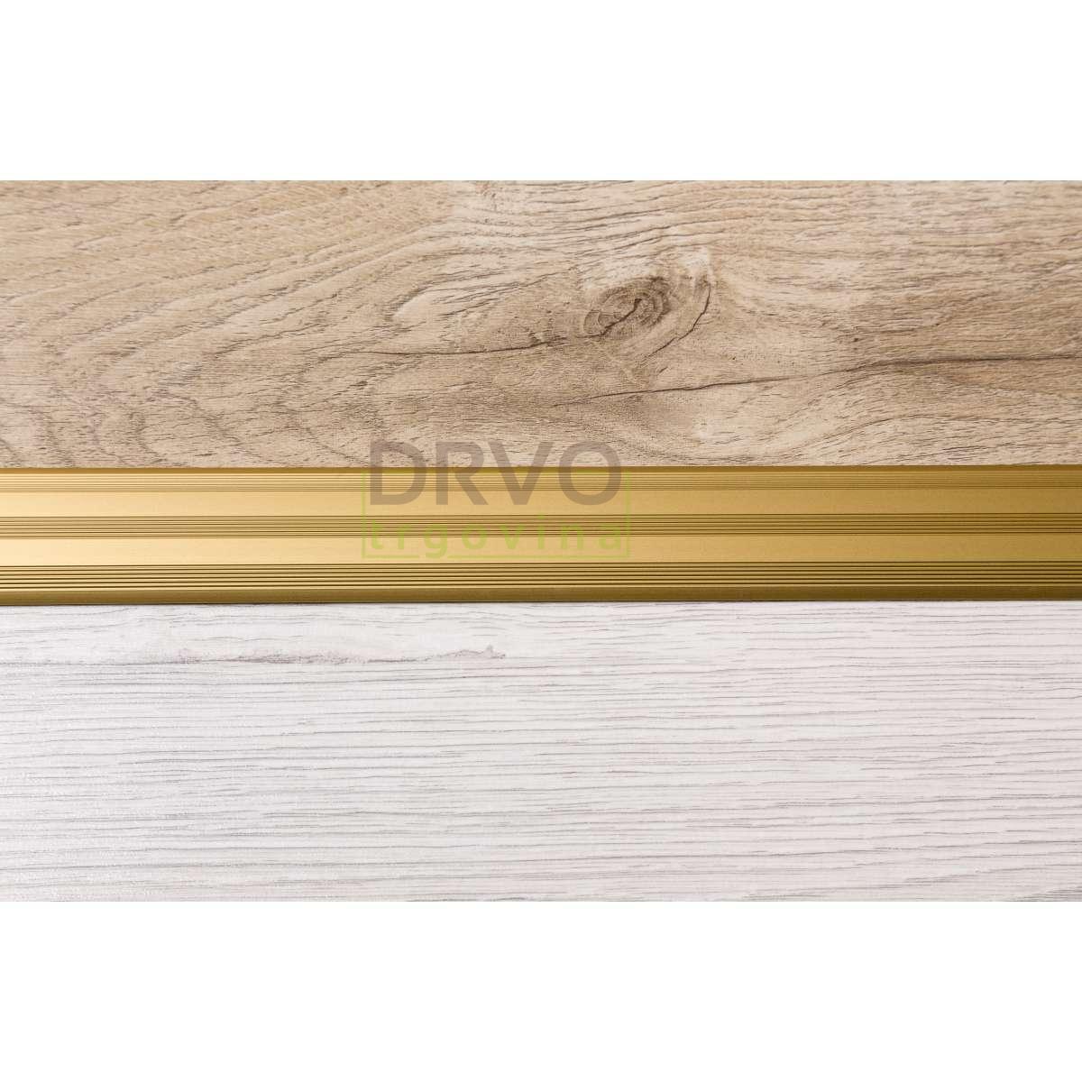 ALU PROFIL DOWEL-FIX 6 270/ZLATNI PRIJELAZNI DO 40mm