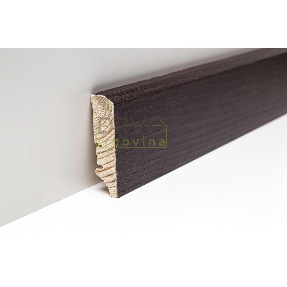 LETVICA SOKL FUR WENGE 60/16/2200mm