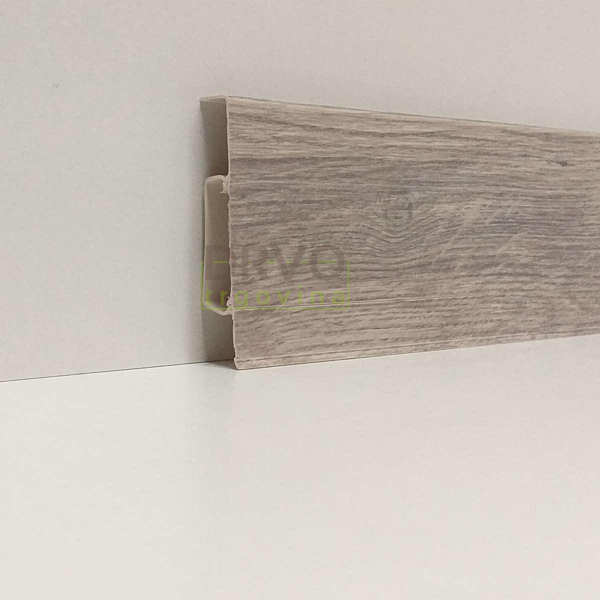 PVC LETVICA ZA LAMINAT HI LINE M278 /40037/40030/2032  LUCKNOR 2,5m