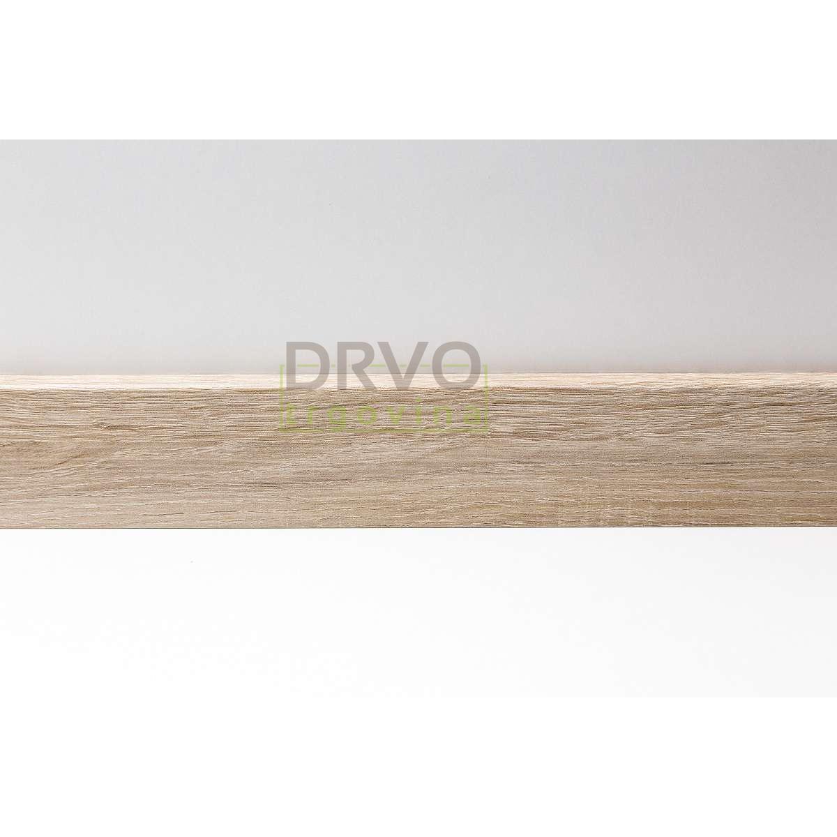 LETVICA ZA LAMINAT 60mm P71 B458/K063/K269/5936/4547/594/COBIN/4547 HRAST SONOMA 2,6m