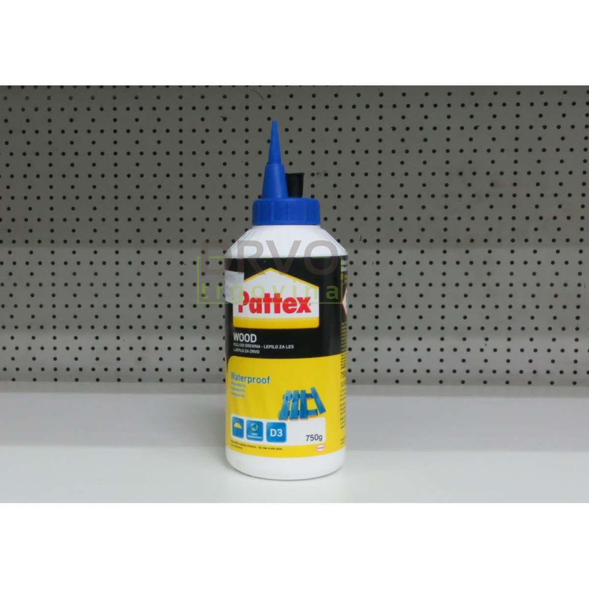 PATTEX LJEPILO SUPER 3 750g 1062442