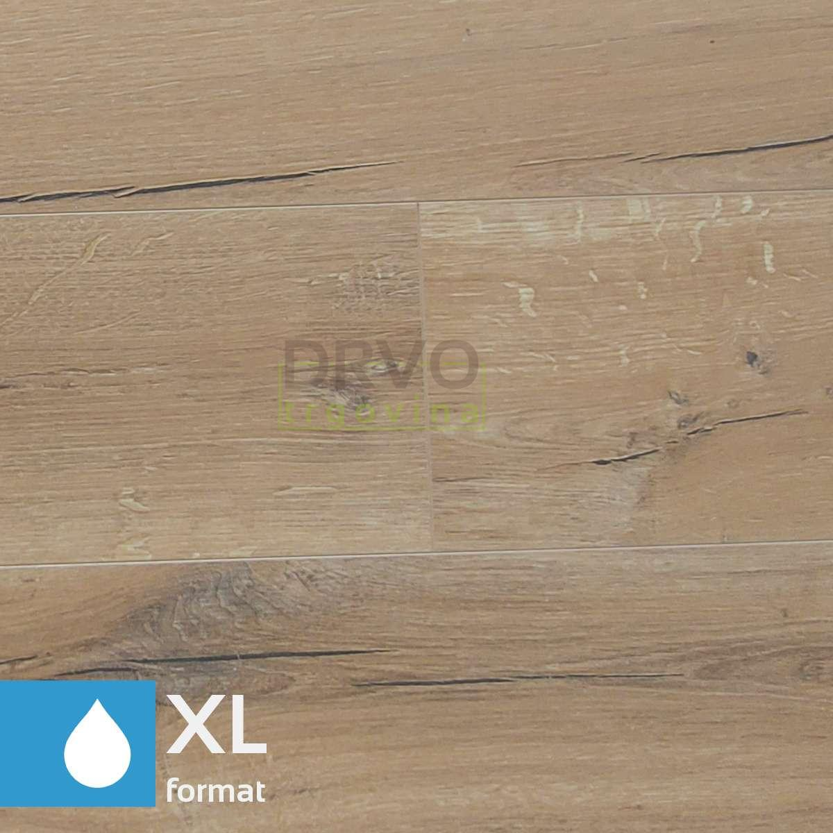 LAMINAT 12mm/Kl.33 ETERNITY LONG B1207 HRAST CRACKED XL  p=1,55